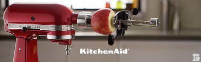 amazon com kitchenaid ksm1apc spiralizer attachment with peel