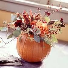 Fall Vase Ideas Fall And Pumpkin Outdoor California Wedding Centerpieces