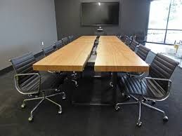 Collapsible Boardroom Table Made Modern Designs For Modern Ideals Nike Conference Tables