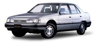 1991 hyundai sonata hyundai sonata 1991 specification cars for sale global auto