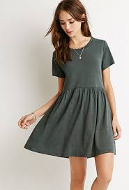 buy in nyc heathered babydoll dress forever u003ca href u003d