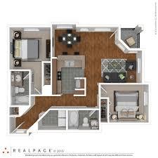 Ellington Floor Plan Ellington At Bellevue Bellevue Wa Apartment Finder