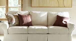 Pottery Barn Sleeper Sofa Reviews Sofa Wonderful Slipcover Sleeper Sofa Soma Brady Slope Arm