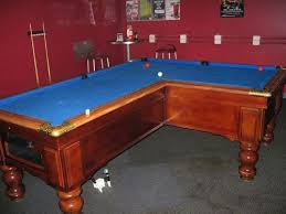 Pool Tables Games Right Angle L Shaped Pool Table Cool Stuff Pinterest Pool