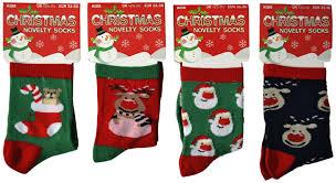 4 6 uk 4 pair multipack childrens boys girls kids christmas