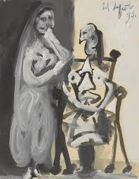 picasso on paper omer tiroche gallery
