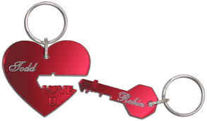 key to my heart gifts key to my heart keychains are gifts for him and