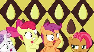 Bad Apple Lyrics Babs Seed Song My Little Pony Friendship Is Magic Wiki