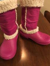 womens size 12 fur lined boots pink boots womens size 12 ebay