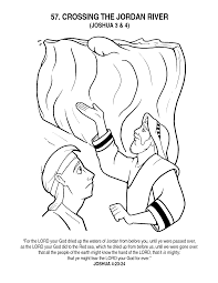 crossing the jordan river coloring pages free coloring pages on