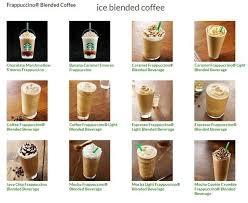 starbucks coffee frappuccino light menu at starbucks cafe london 51 great russell st