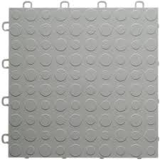 blocktile modular interlocking garage floor tiles set of 30 12