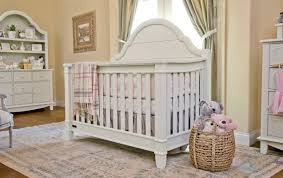 Storkcraft Princess 4 In 1 Fixed Side Convertible Crib White by Million Dollar Baby Classic Sullivan 4 In 1 Convertible Crib
