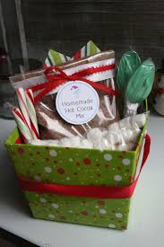 Homemade Christmas Ideas by The Nesting Corral Homemade Christmas Gifts Cocoa