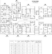 Parking Building Floor Plan Saffron Platinum Park In Hinjewadi Pune Price Location Map