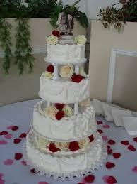 wedding cake ny genesee bakery and deli wedding cakes