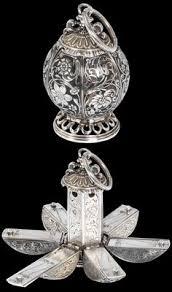 antique silver gilt and enamel singing bird cage cage bird