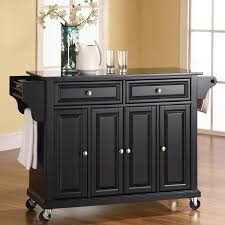 kitchen islands with drawers darby home co pottstown kitchen island with granite top reviews