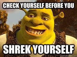 Shrek Meme - do you think dreamworks studios is aware of all the shrek meme stuff