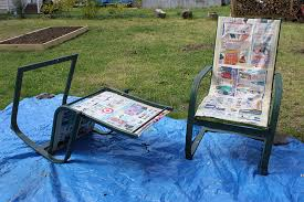 plain ideas painting patio furniture intricate how to spray paint