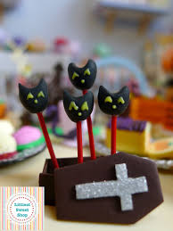 Halloween Cat Cake by Littlest Sweet Shop New In Halloween Cake Pops Sweets And Lasagna