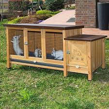 small pet single storey hutches great deals at zooplus ie ranch