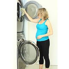 Samsung Blue Washer And Dryer Pedestal How To Stack Your Washer And Dryer Sears