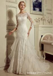 cheap bridal gowns helen fontaine 2016 style mermaid wedding dresses with