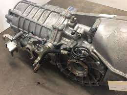 2005 2006 2007 2008 porsche 911 997 6 speed manual transmission