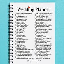 wedding planner book wedding planner ideas book