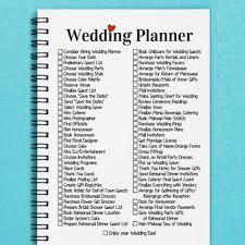the wedding planner book wedding planner ideas book