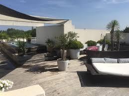 Appartement Toit Terrasse Paris Villa Sur Le Toit De Haut Standing Avec Vue Mer Panoramique