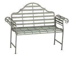Metal Garden Chair Lark Manor Bescott Chippendale Metal Garden Bench U0026 Reviews Wayfair