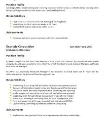 hospitality resume template 2 hospitality resume template proyectoportal