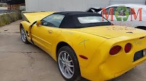 corvette salvage parts for sale used chevrolet corvette transmission drivetrain parts for sale