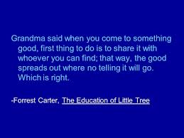 themes in the education of little tree step up to writing an overview ppt video online download
