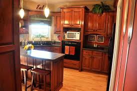 ideas for tops of kitchen cabinets top maple kitchen cabinets ideas