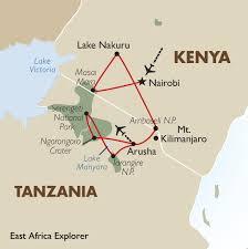 East Africa Explorer Kenya Vacation & Safari