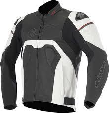 racing biker jacket 2016 alpinestars core airflow leather jacket street bike riding