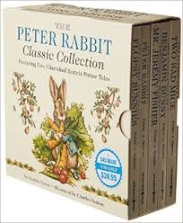 rabbit collection the rabbit classic collection a board book box set beatrix