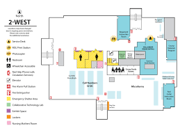 West Wing Floor Plan Address U0026 Visiting Msu Libraries