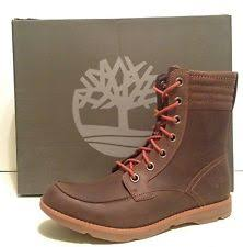 womens timberland boots size 9 timberland s sumter brown 6 inch leather boots a11s1 9 ebay