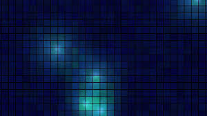 laser grid pattern looping background in light blue motion