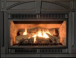 fireplace insert binhminh decoration