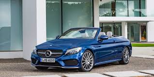 mercedes just announced a new range of convertibles business
