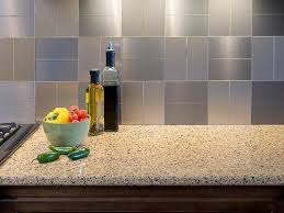Stainless Steel Backsplash Lowes  Miraculous Kitchen Stainless - Stainless steel backsplash lowes