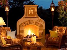 exterior design great backyard fireplace ideas for public outdoor