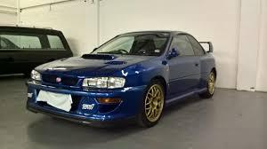 Used 1998 Subaru Impreza Sti 22b Sti Type Uk For Sale In West