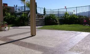 concrete restoration pool deck coating decorative concrete finish