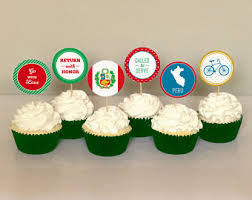Welcome Home Cake Decorations Lds Mission Homecoming Party Printable Set Missionary Kit